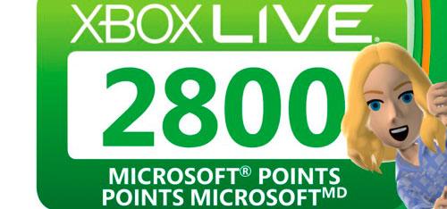 Microsoft Points - цифровая валюта